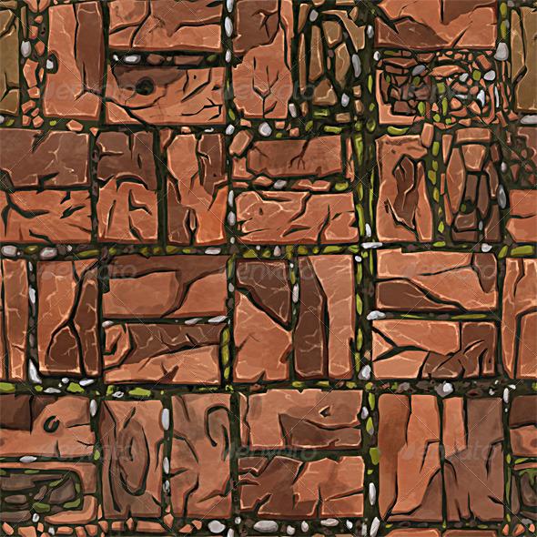 Floor Texture Tile 1 - 3DOcean Item for Sale