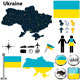 Map of Ukraine - GraphicRiver Item for Sale