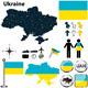 Map of Ukraine