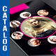 Super Hair Catalog Template - GraphicRiver Item for Sale