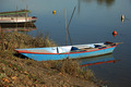 boat on a river - PhotoDune Item for Sale