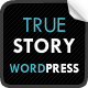 TrueStory - Fullscreen WordPress Theme - ThemeForest Item for Sale