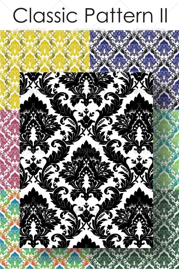 GraphicRiver Classic Pattern 2 4273873