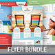 Travel Flyer Bundle vol.1 - GraphicRiver Item for Sale
