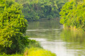 Beautiful river kwai in Kanchanaburi province, Thailand - PhotoDune Item for Sale