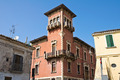 Pastore palace. Melfi. Basilicata. Italy. - PhotoDune Item for Sale