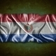 Vintage Paraguay flag. - PhotoDune Item for Sale