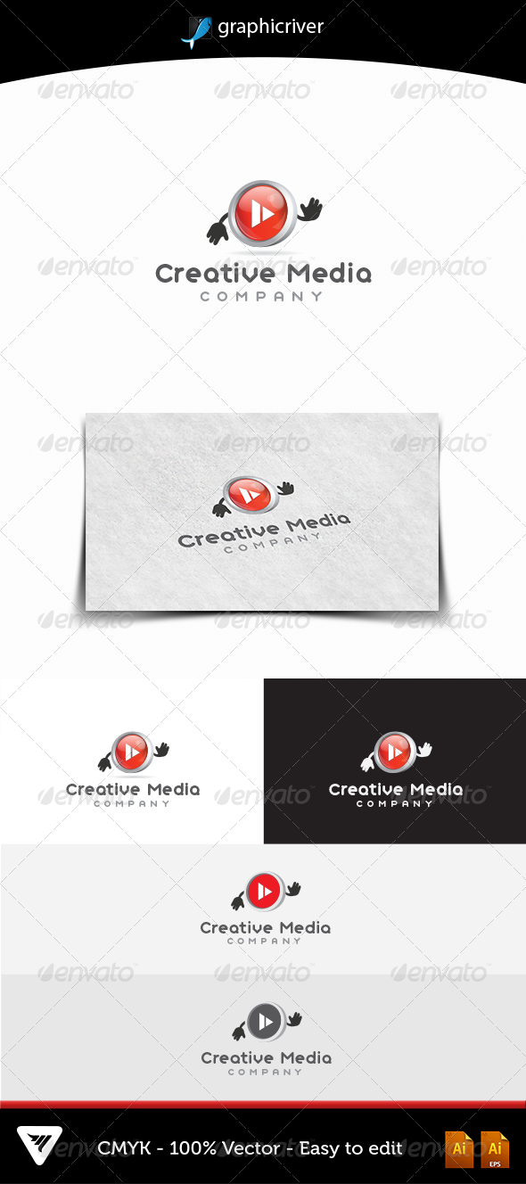 GraphicRiver Creative Media 4718653
