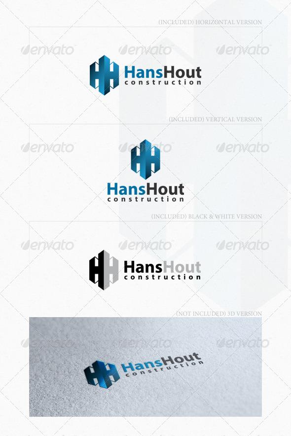 GraphicRiver Hans Hout Logo 4734373