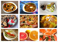 Collage from photos of various dishes - PhotoDune Item for Sale