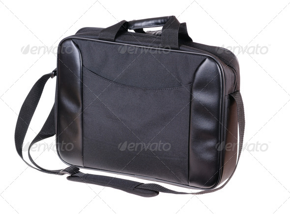 bag laptop - Stock Photo - Images