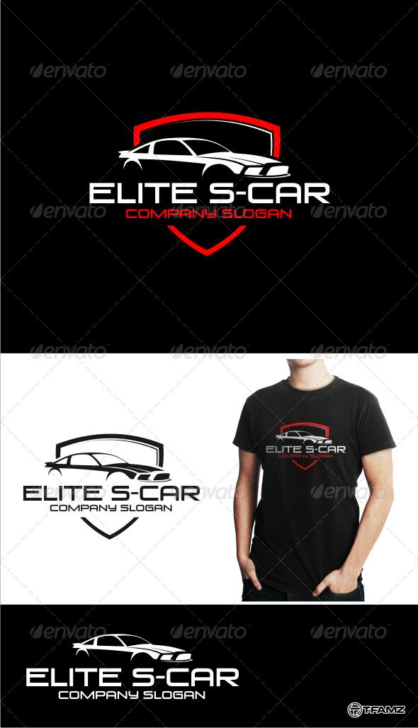 GraphicRiver elite s-car logo templates 4735533