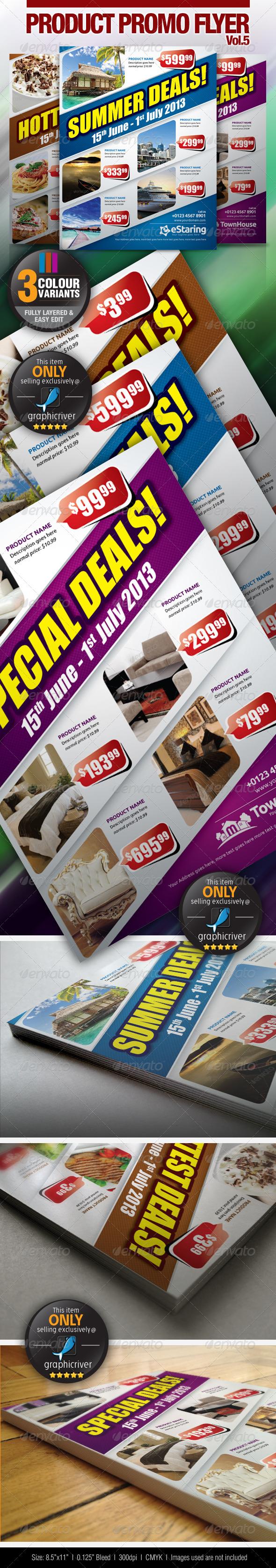 Multi-Purpose Product Promotion Vol.5 - Miscellaneous Events