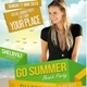Summer Party Flyer / Poster Vol.2 - GraphicRiver Item for Sale