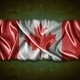 Vintage Canada flag. - PhotoDune Item for Sale