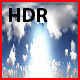 HDRI spherical sky panorama -1037- summer sky - 3DOcean Item for Sale