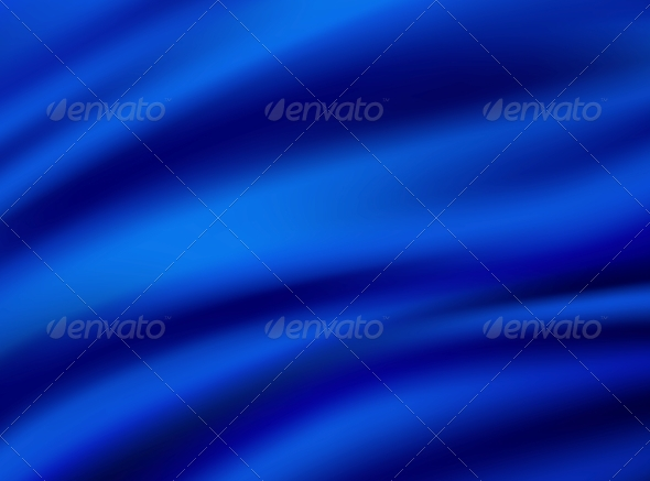 GraphicRiver Abstract Texture Blue Silk 4736861