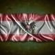 Vintage Austria flag. - PhotoDune Item for Sale