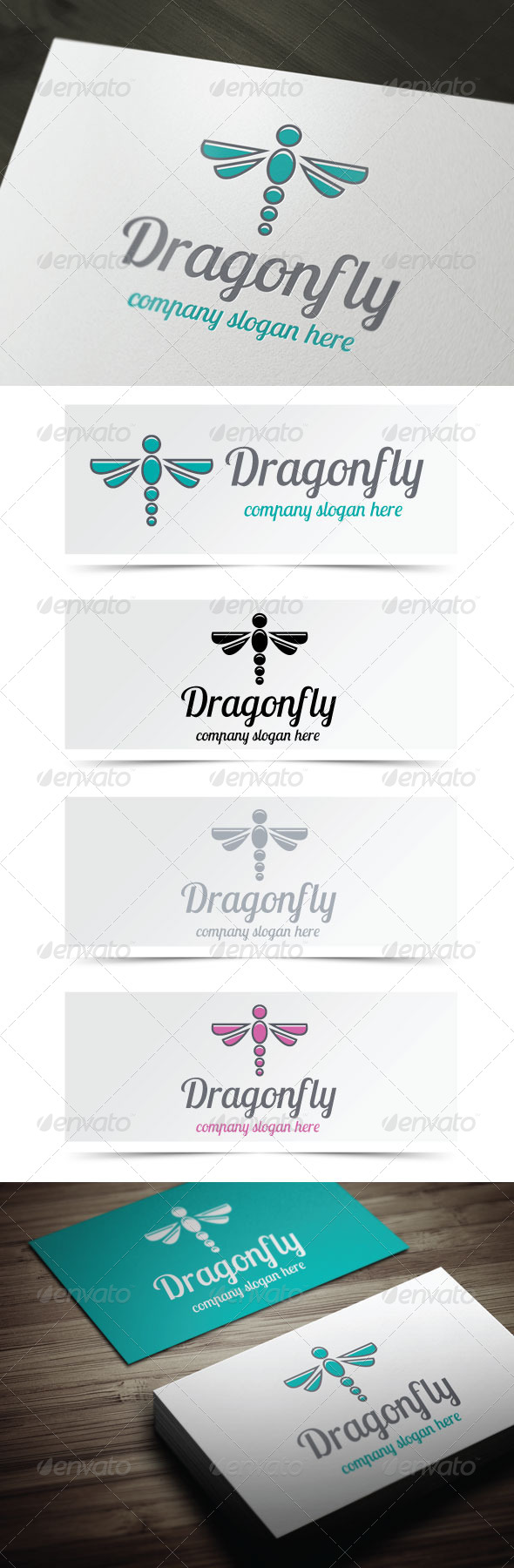 GraphicRiver Dragonfly 4710689
