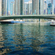 bridge on the Gulf in Dubai Marina - PhotoDune Item for Sale