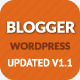 Blogger - Responsive Blog & Folio WordPress Theme - ThemeForest Item for Sale