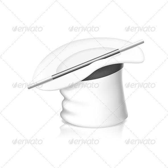 GraphicRiver Magic Hat 4732286