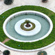 Roundabout fountain - PhotoDune Item for Sale