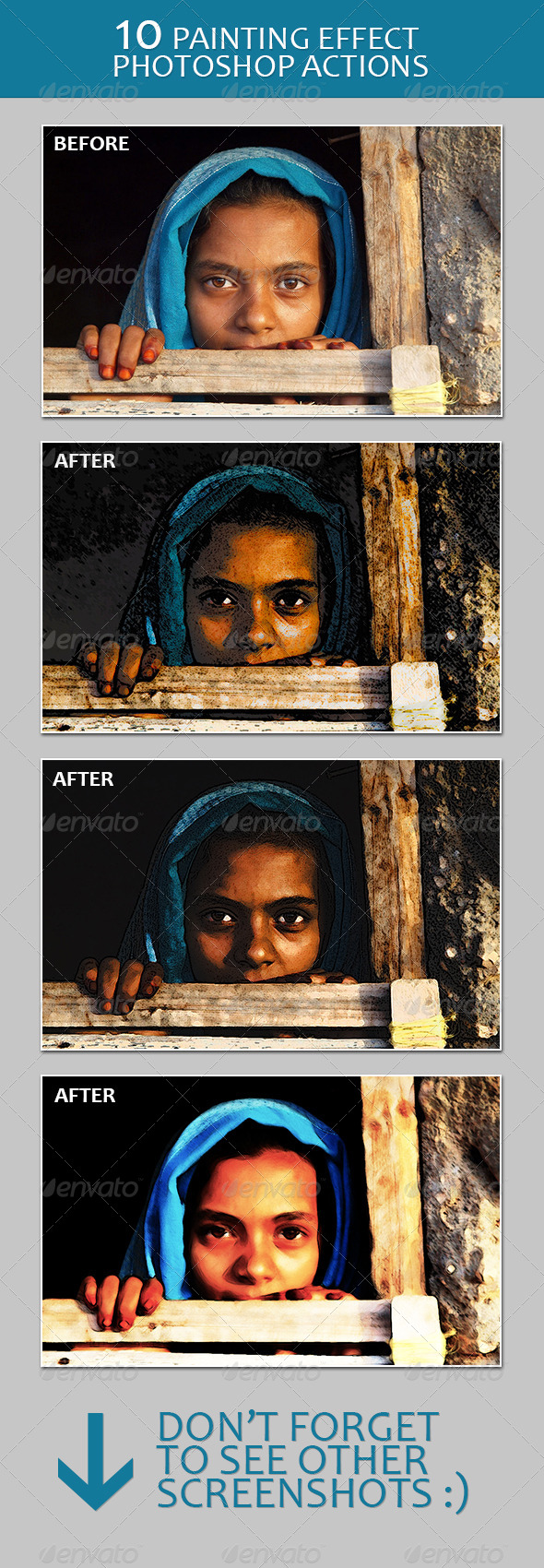GraphicRiver Painting Effect Actions 4739353