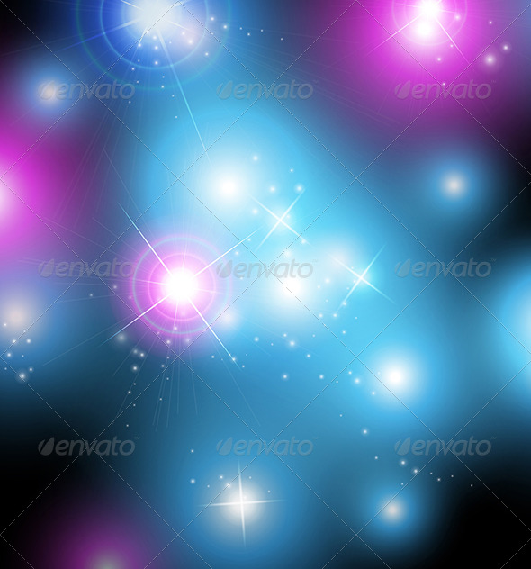 Shining Abstract Background