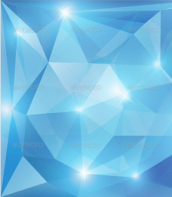 GraphicRiver Blue Abstract Background 4739700