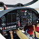 Cockpit of the light aircraft - PhotoDune Item for Sale