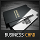 Premium Creative Business Card - GraphicRiver Item for Sale