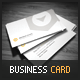 Rounded Clean Corporate Business Card - GraphicRiver Item for Sale