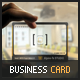Photography Plastico Business Card