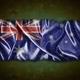Vintage Australia flag. - PhotoDune Item for Sale