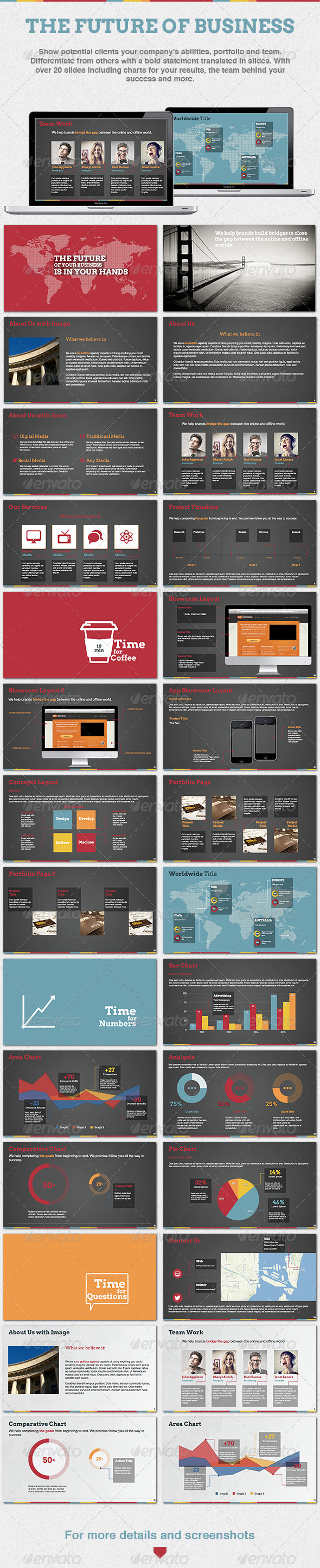 Presentation Templates - Graphic Lands