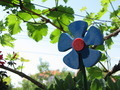 Garden Decoration Wooden Flower - PhotoDune Item for Sale