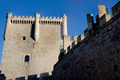 Stone tower of Penafiel Castle, Spain - PhotoDune Item for Sale