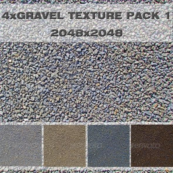 3DOcean Gravel Pack 411005