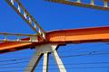 Beams of the bridge  - PhotoDune Item for Sale
