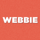 Webbie - WordPress theme for ebook authors - ThemeForest Item for Sale