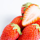 Strawberry isolated on white background - PhotoDune Item for Sale
