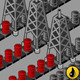 Oil Towers in Production of Oil Barrels - ActiveDen Item for Sale