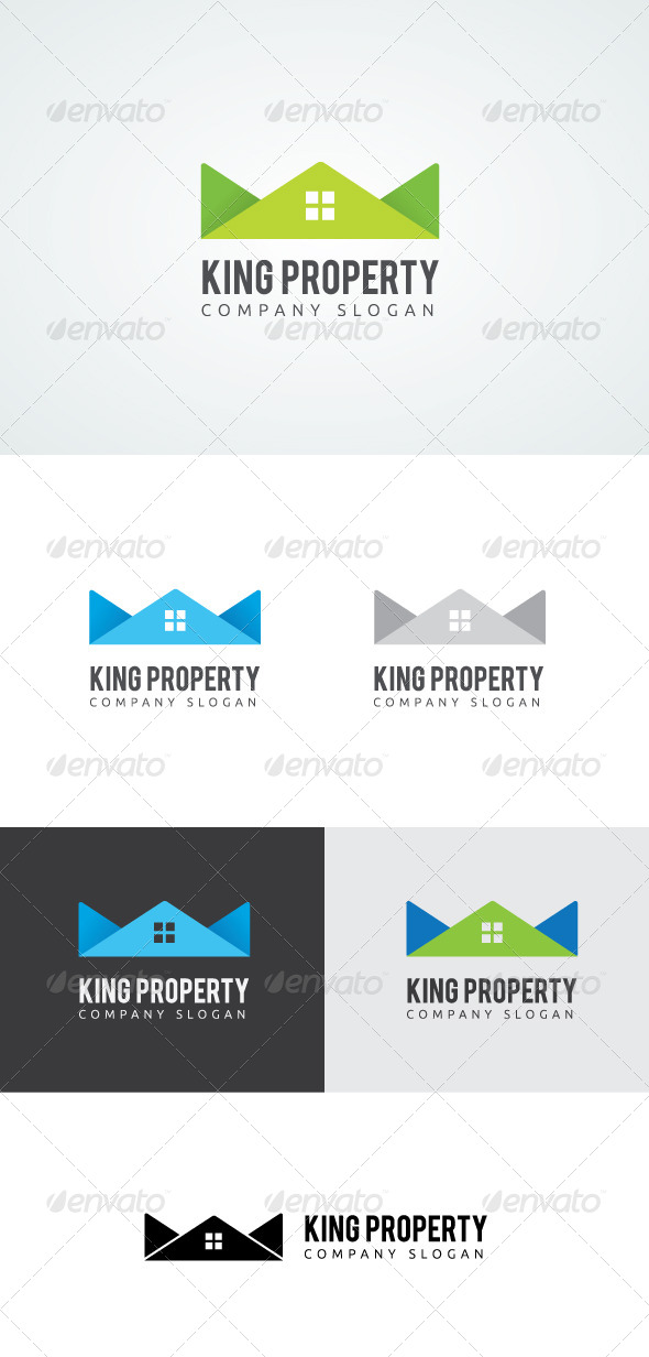King Property Logo
