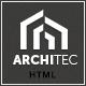 Architec - Architecture HTML Template - ThemeForest Item for Sale