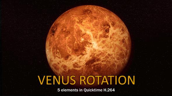 venus planet revolution - photo #23