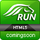 Run Coming Soon html5 Template