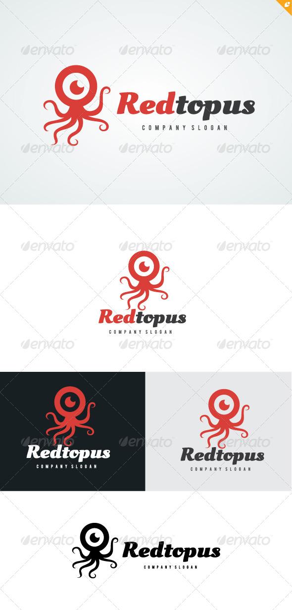 Redtopus Logo