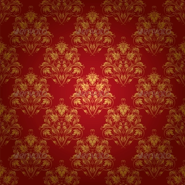 GraphicRiver Damask Seamless Floral Pattern 4746822