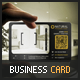 Plastico corporate business card - GraphicRiver Item for Sale